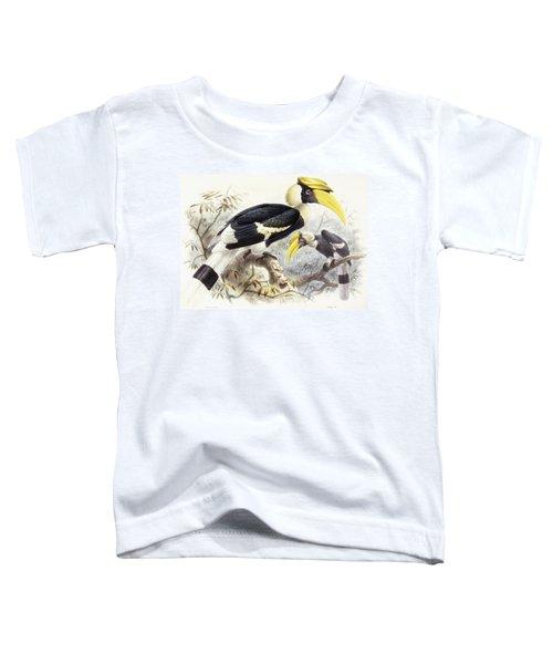 Dichocerus Bicornis Toddler T-Shirt