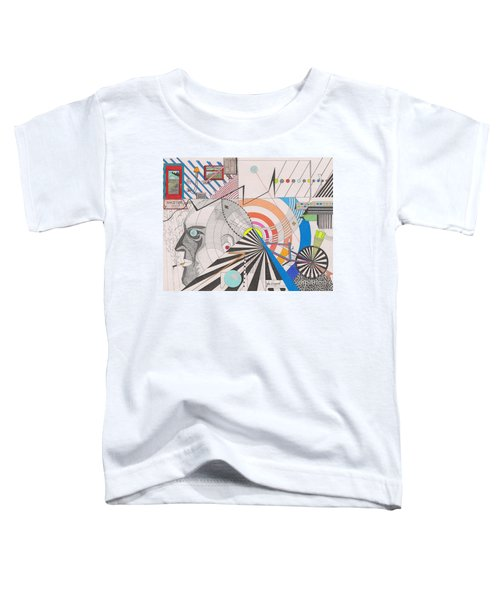 Dimension  Toddler T-Shirt