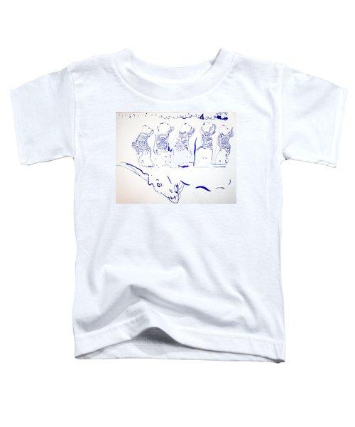 Dinka Wise Virgins -south Sudan Toddler T-Shirt