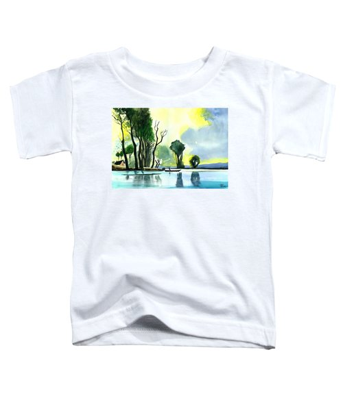 Distant Land Toddler T-Shirt