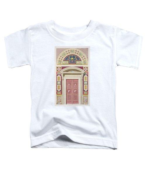 Doorway To The Raphael Loggia Toddler T-Shirt
