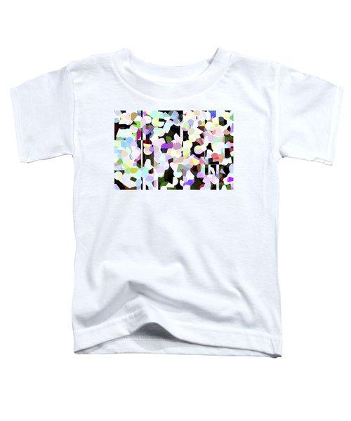 Dotted Car -part 1 Toddler T-Shirt