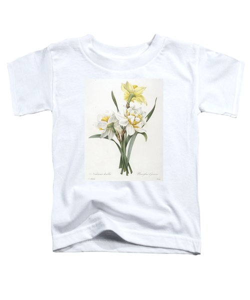 Double Daffodil Toddler T-Shirt