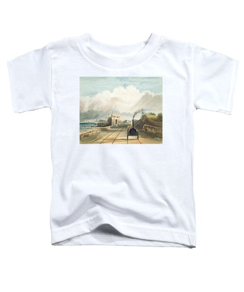 Dublin And Kingstown Railway From Toddler T-Shirt