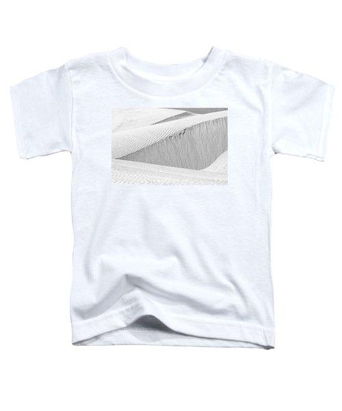 Dune Abstract, Paryang, 2011 Toddler T-Shirt