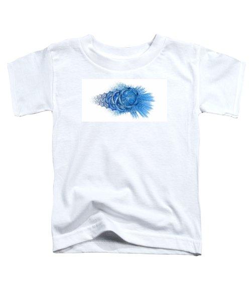 Dynamo-blue Toddler T-Shirt
