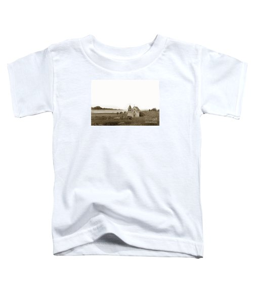Early Carmel Mission And Point Lobos California Circa 1884 Toddler T-Shirt