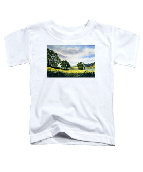 Eastfields From Woldgate Toddler T-Shirt