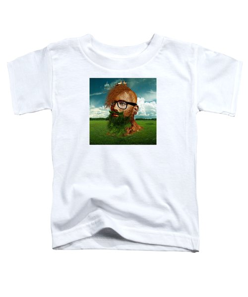 Eco Hipster Toddler T-Shirt