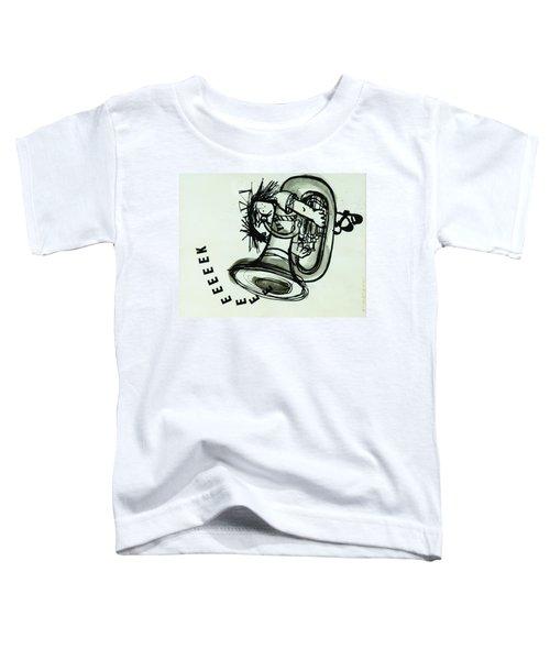 Eeeeeeek! Ink On Paper Toddler T-Shirt