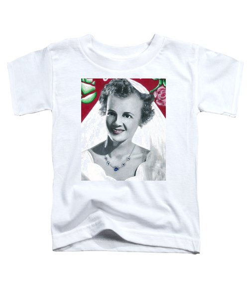 Elizabeth Toddler T-Shirt