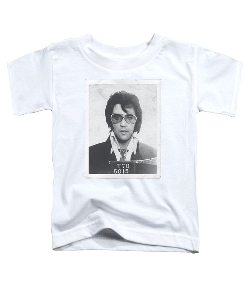 Elvis - Framed Toddler T-Shirt