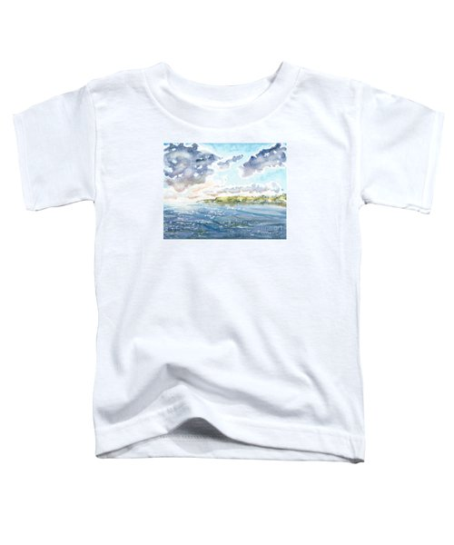 Emerging Sun  Toddler T-Shirt