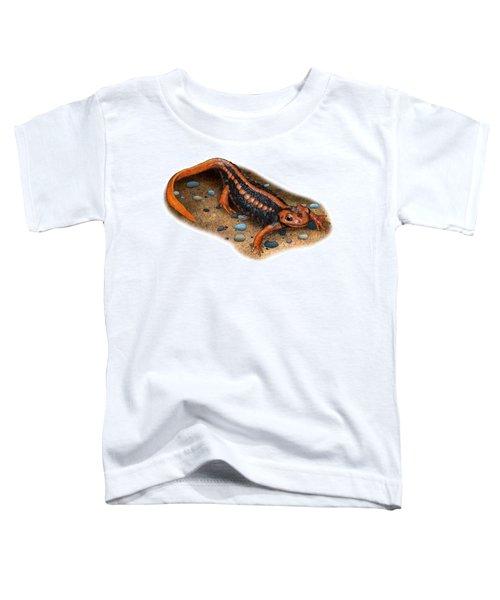 Emperor Newt Toddler T-Shirt