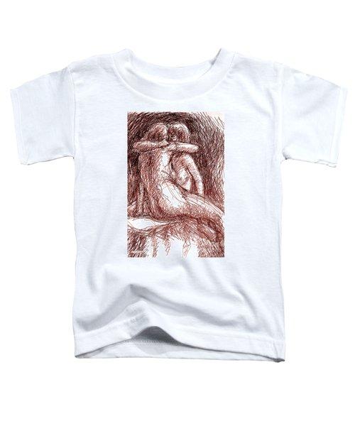 Erotic Drawings 19-2 Toddler T-Shirt