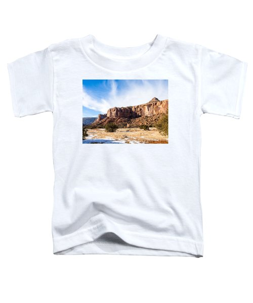 Escalante Canyon Toddler T-Shirt