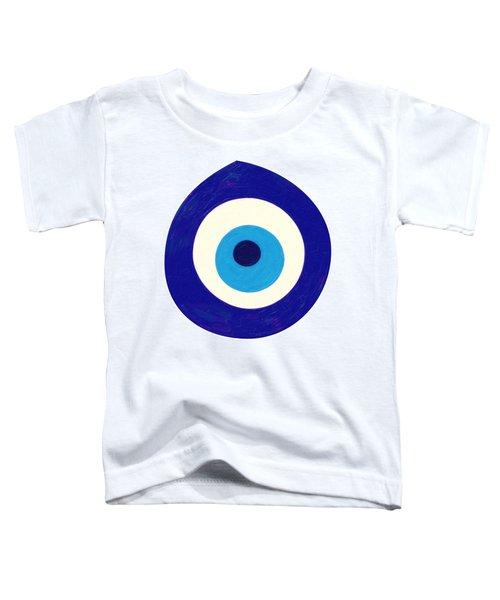 Evil Eye Toddler T-Shirt