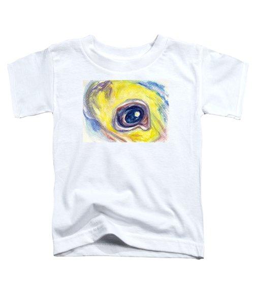 Eye Of Pelican Toddler T-Shirt