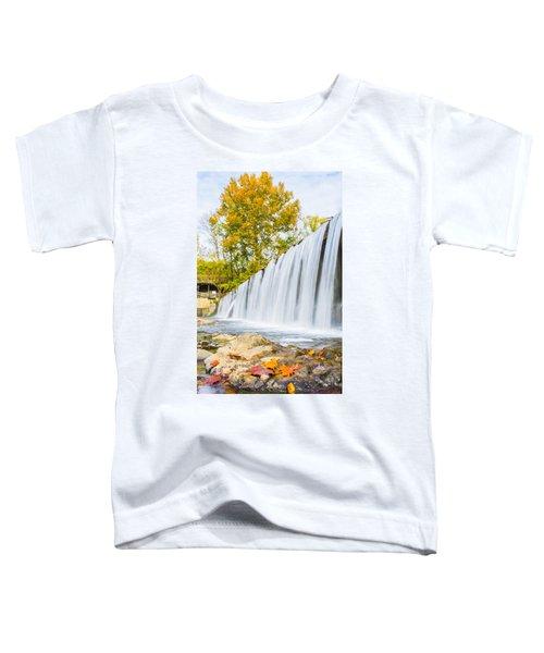 Fall At Buck Creek Toddler T-Shirt