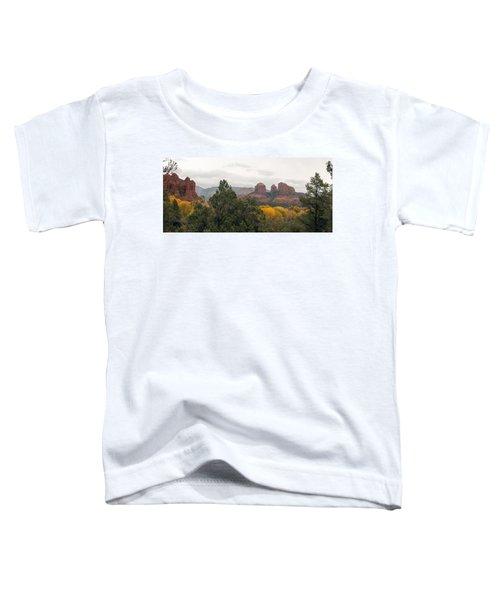 Fall Color Sedona 0495 Toddler T-Shirt