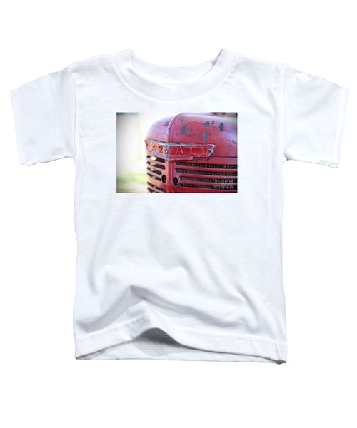 Farmall Toddler T-Shirt