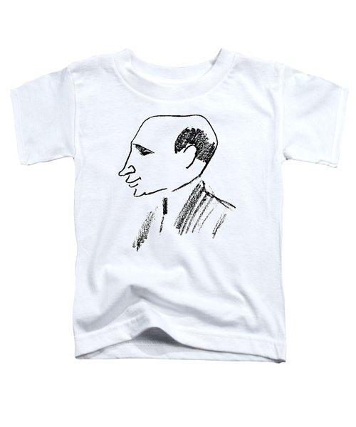 Felix Deutsch (1884-1964) Toddler T-Shirt