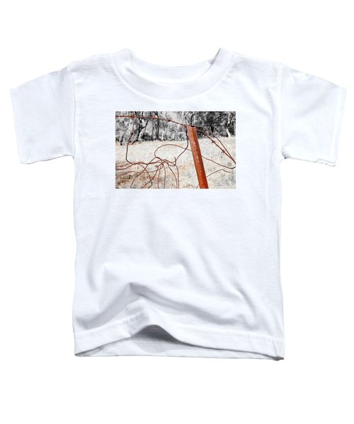 Fence Toddler T-Shirt