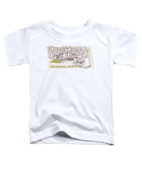 Feral Coots Favorite Meal Toddler T-Shirt