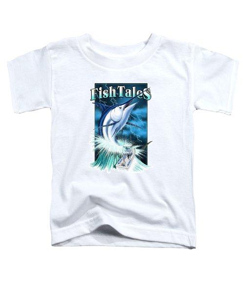 Fish Tales Toddler T-Shirt