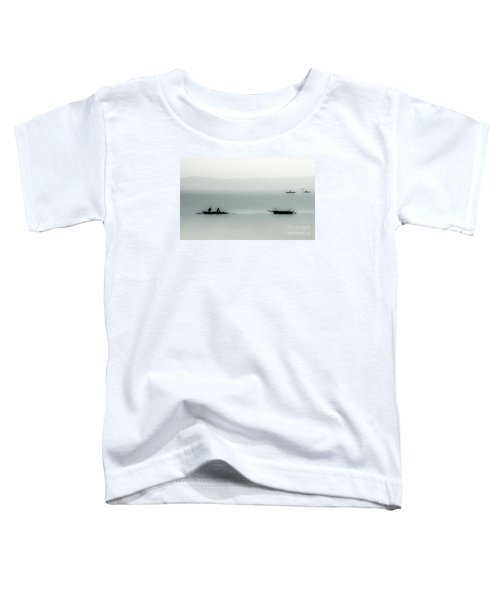 Fishing On The Philippine Sea   Toddler T-Shirt