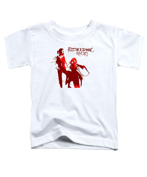 Fleetwood Mac Rumours Toddler T-Shirt
