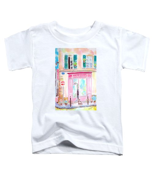 Fleuriste Toddler T-Shirt