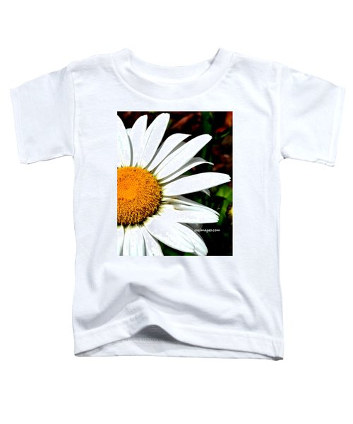 Flower Power Toddler T-Shirt