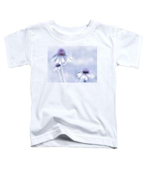 Flower Trio  Toddler T-Shirt