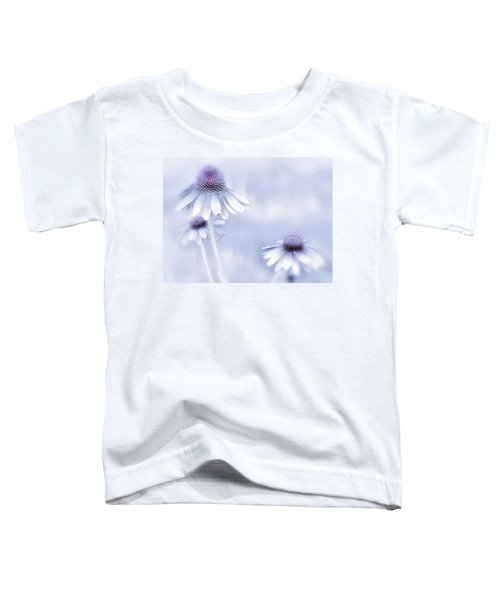 Flower Trio  Toddler T-Shirt