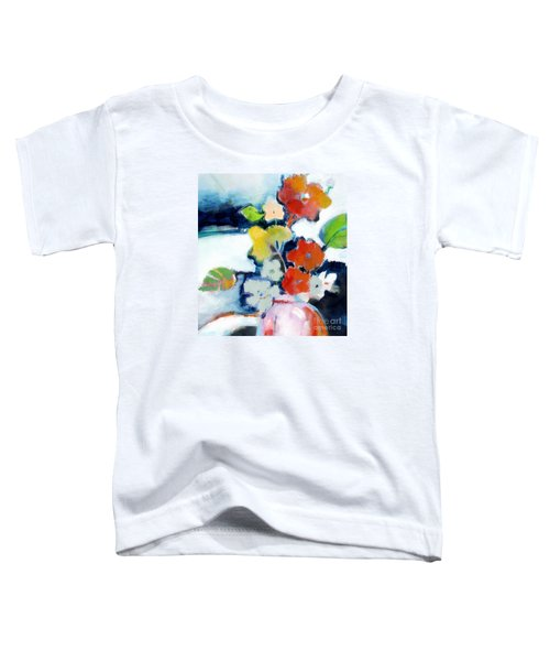 Flower Vase No.1 Toddler T-Shirt