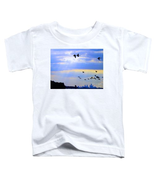 Fly Like The Wind Toddler T-Shirt