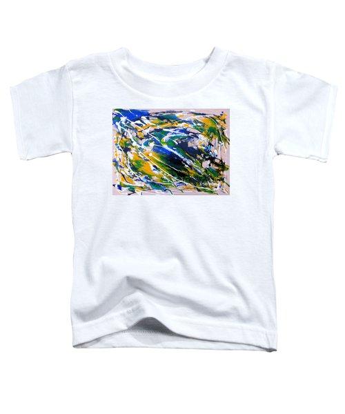 Flying Bird Toddler T-Shirt