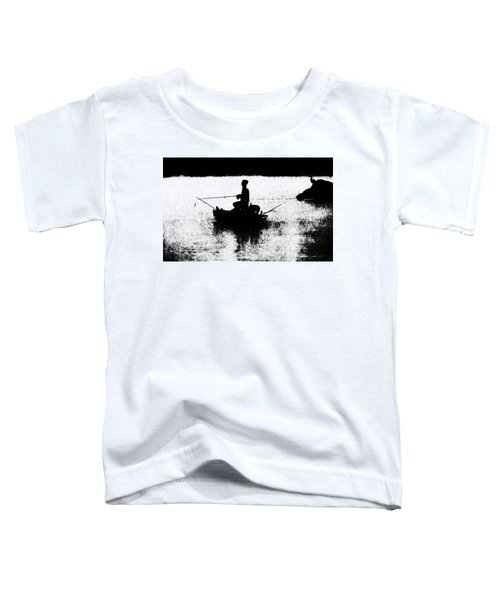 Foggy River Dawn Toddler T-Shirt