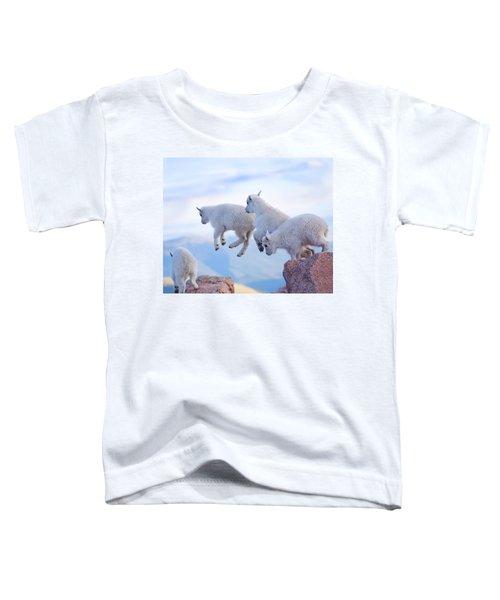 Follow The Leader Toddler T-Shirt