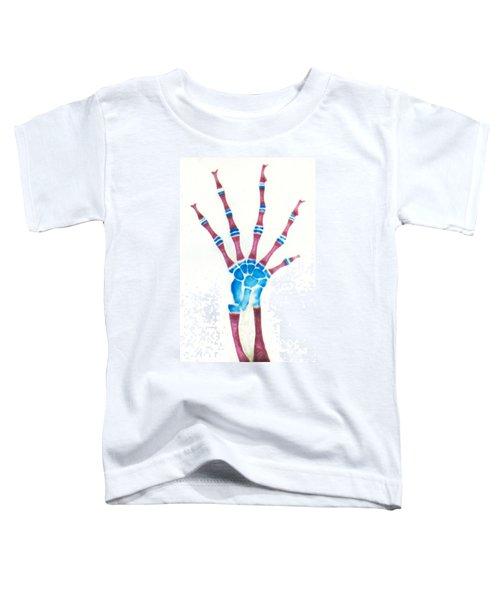 Foot Of Salamander Toddler T-Shirt
