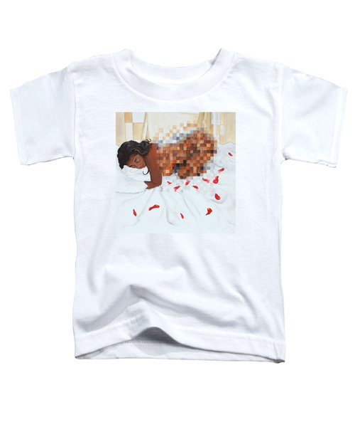 For His Eyes Only Toddler T-Shirt