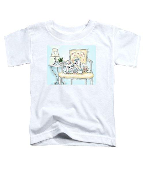 Forever In Love Toddler T-Shirt