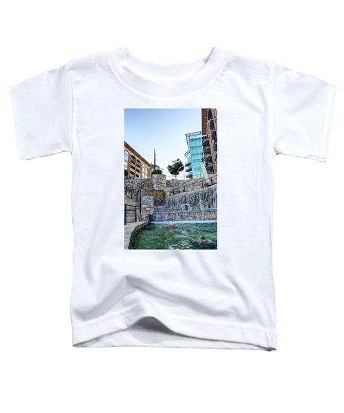 Fountains Toddler T-Shirt