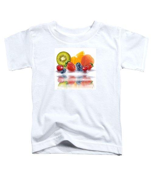 Fresh Fruits Toddler T-Shirt