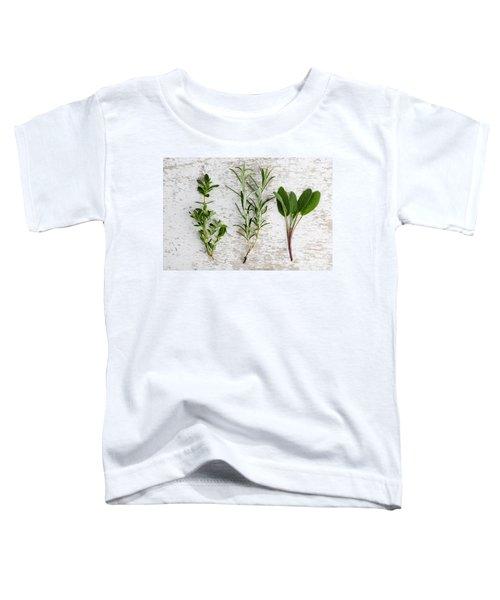 Fresh Herbs Toddler T-Shirt
