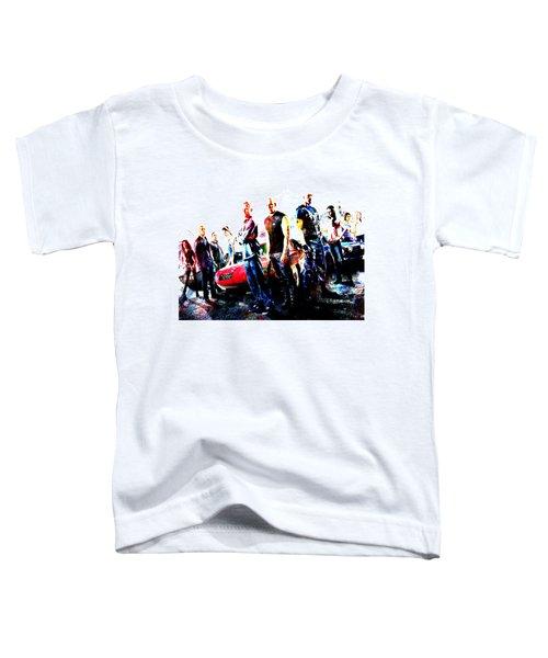Furious Toddler T-Shirt