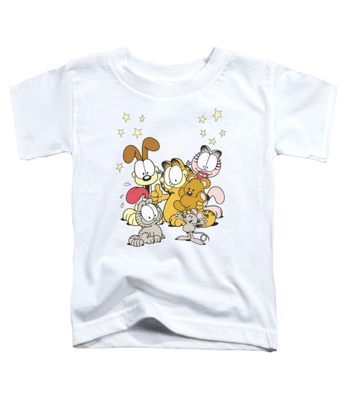 Garfield - Friends Are Best Toddler T-Shirt