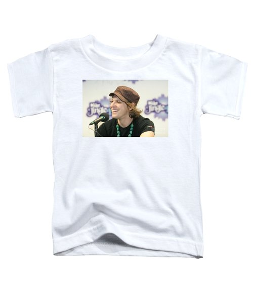 Gavin Degraw Toddler T-Shirt