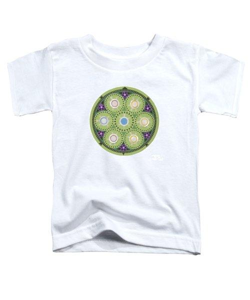 Cradleboard Beadwork Toddler T-Shirt